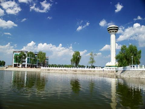 白洋淀温泉城