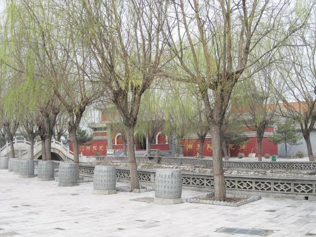 白洋淀文化苑——沛恩寺